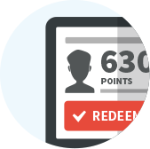 2. Redeem Points